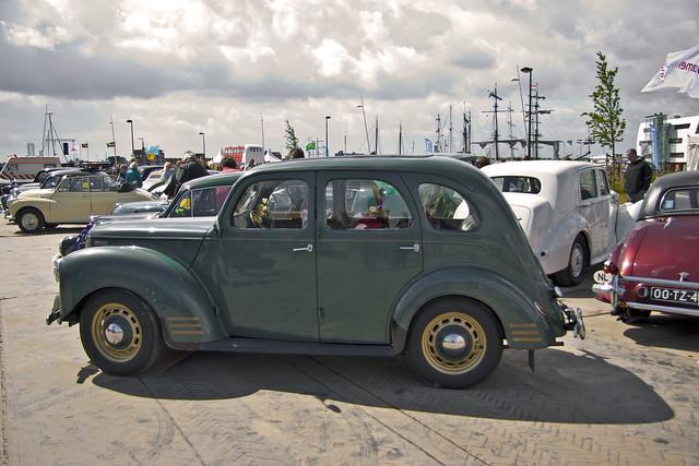 Ford Prefect 1950 (8615)