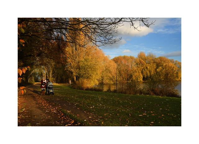 Autumn stroll....