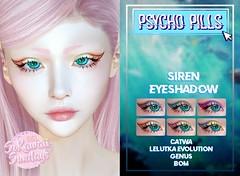 Siren Eyeshadow at SKS!