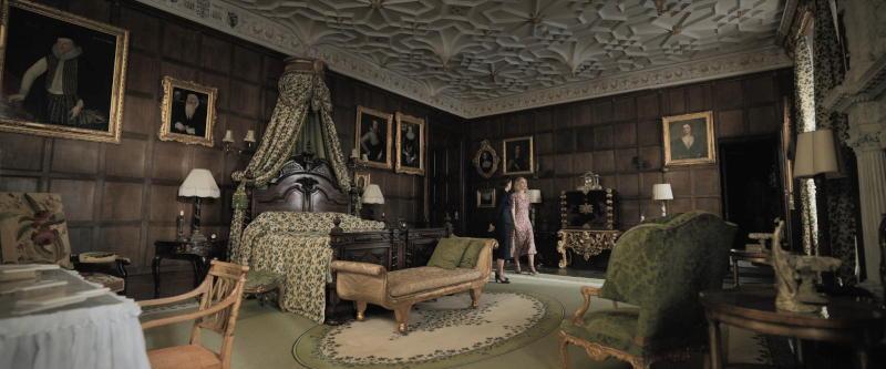 Rebecca bedroom