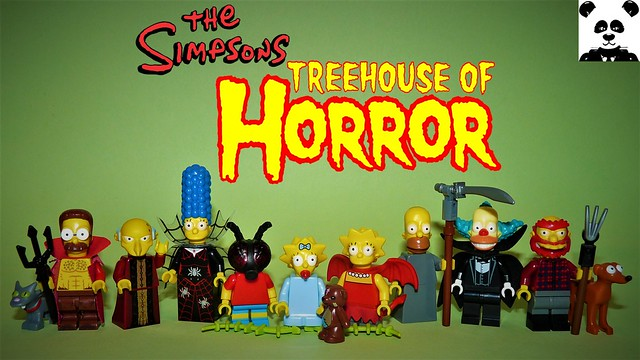 Happy Halloween! The Simpsons: Treehouse of Horror