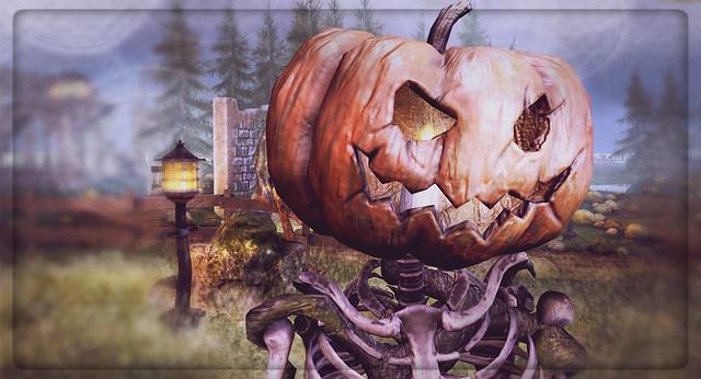Happy Halloween - Kadaj
