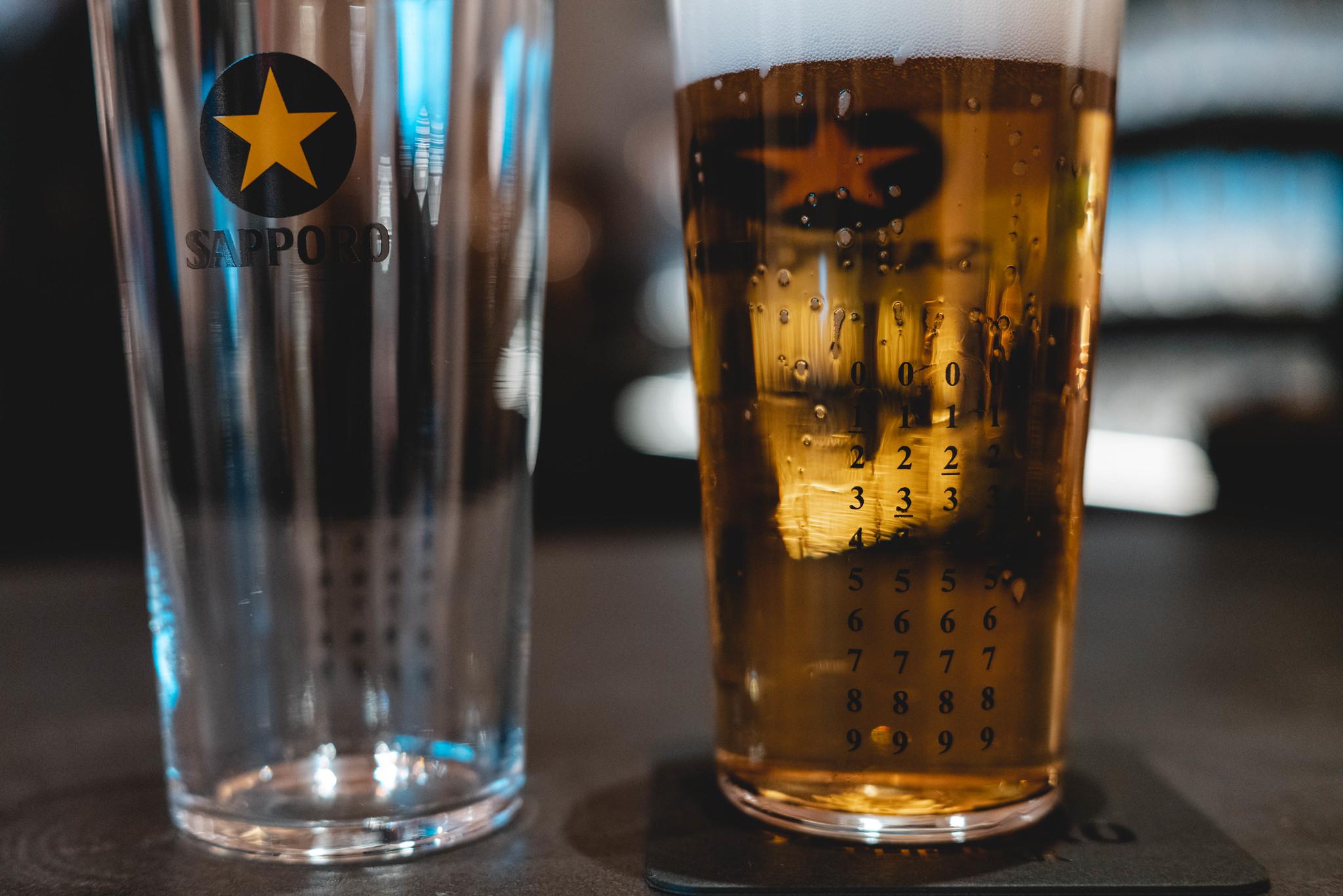 my beer glasses