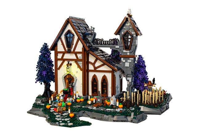 Medieval Haunted House