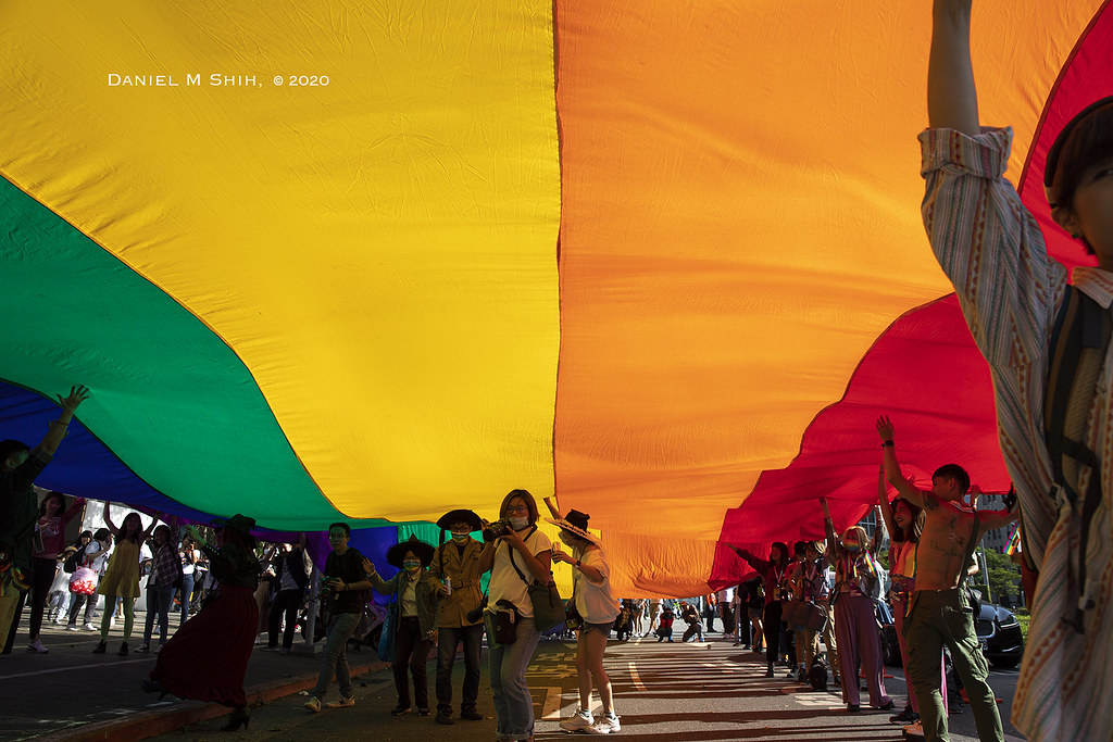 Taiwan LGBT Pride Parade 2020 臺灣同志遊行