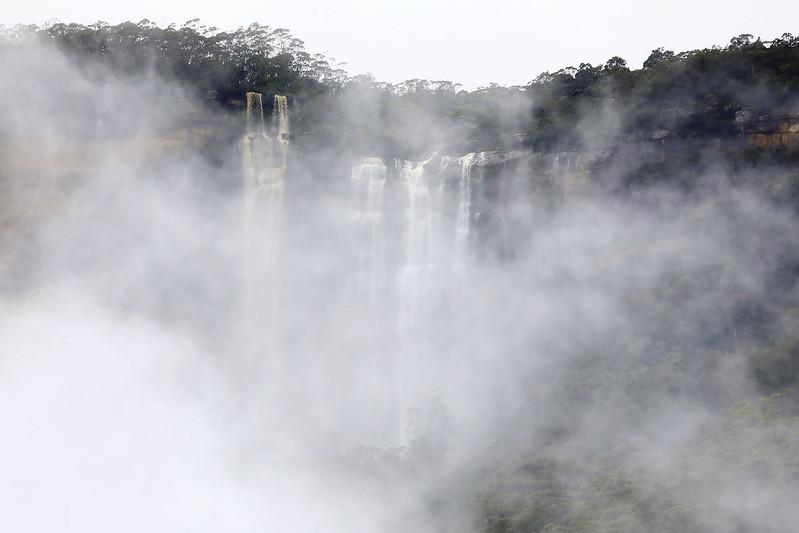 Budderoo waterfall