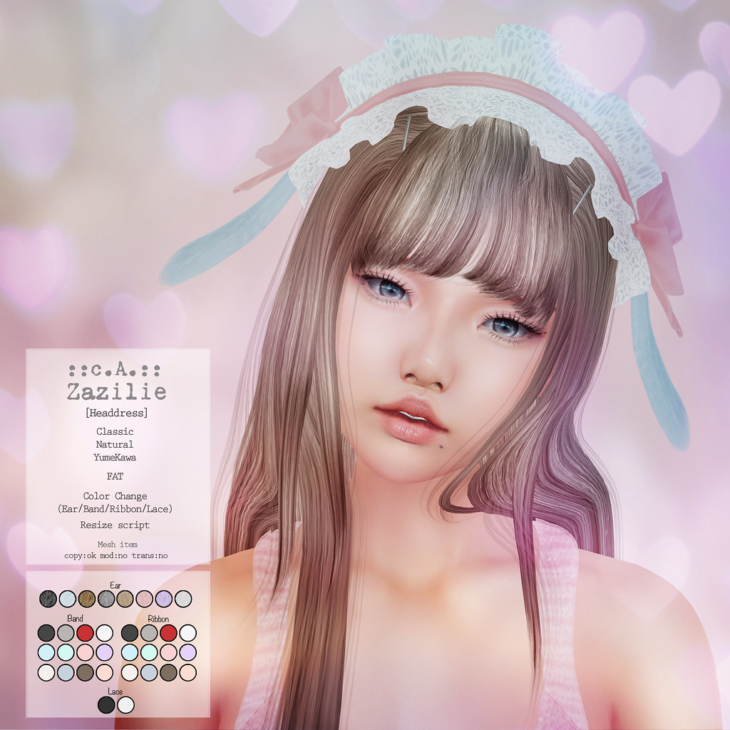 ::c.A.:: Zazilie [Headdress]