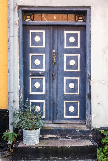 Doors Of Ærø No. 9