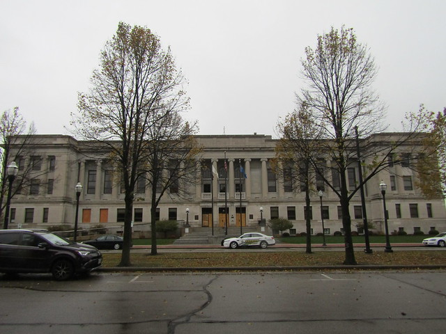 Kenosha County Court building
