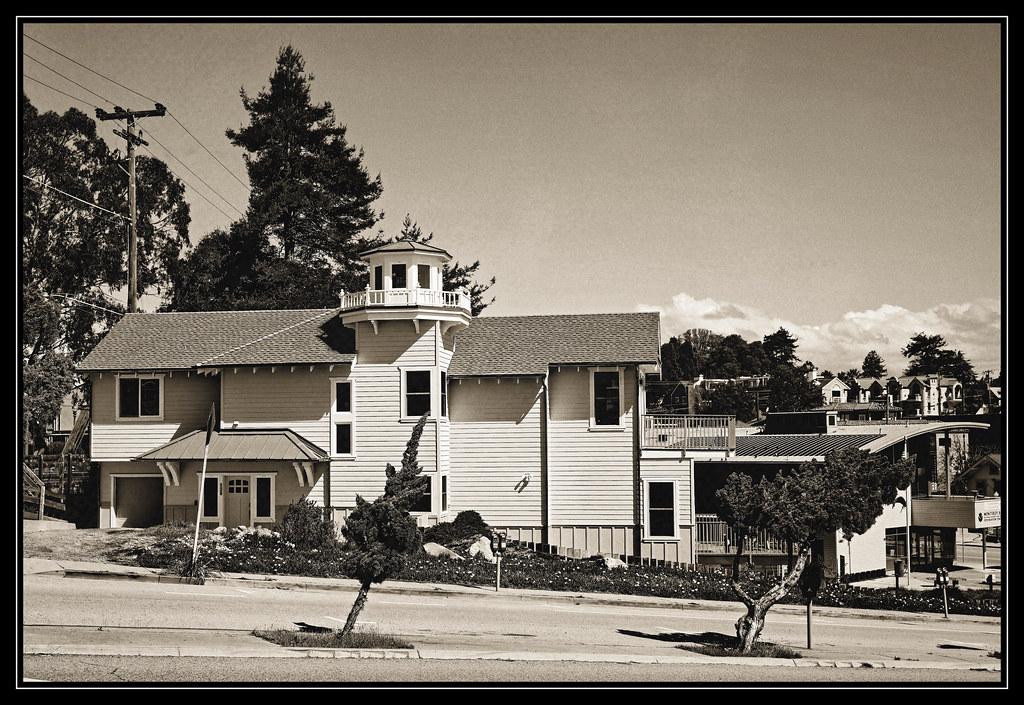 Santa Cruz (Vintage style)