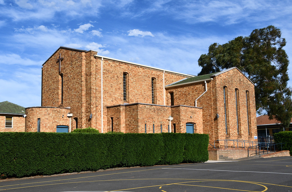St Phillip Neri Catholic Church, Northbridge, Sydney, NSW.