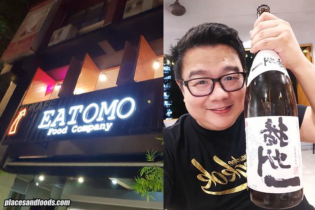 eatomo food company taman desa