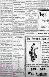 2020-11-01. Jim Chester, News, 11-29-1923