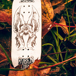 Blackriver-Fingerboards - Ruben Young PRO Deck