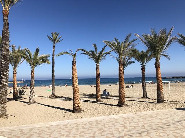 El arenal Xabia