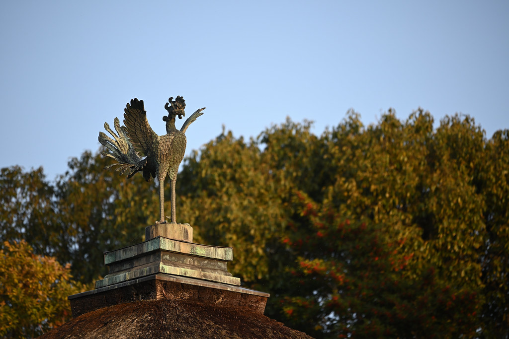 平安神宮神苑の秋
