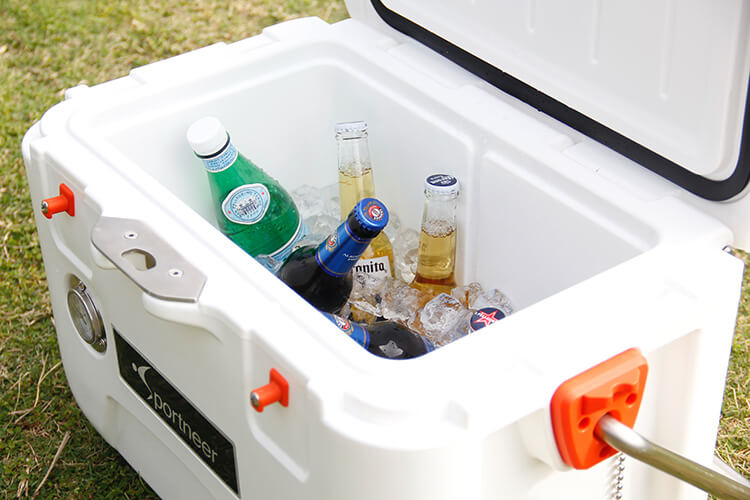 cooler for road trip