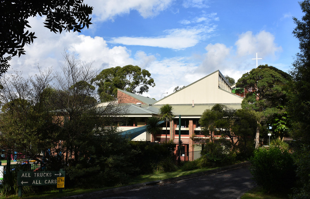 Uniting Church, Belrose, Sydney, NSW.