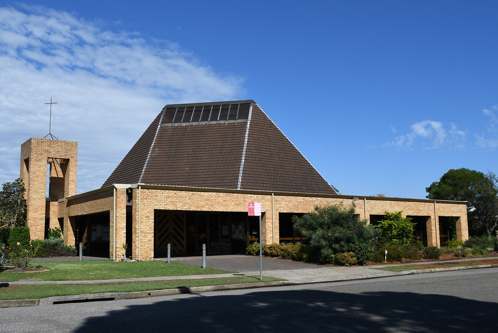 Holly Name of Mary Catholic Church, Rydalmere, Sydney, NSW.