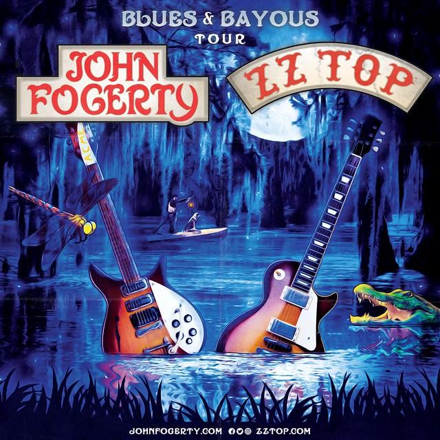 Blues & Bayous