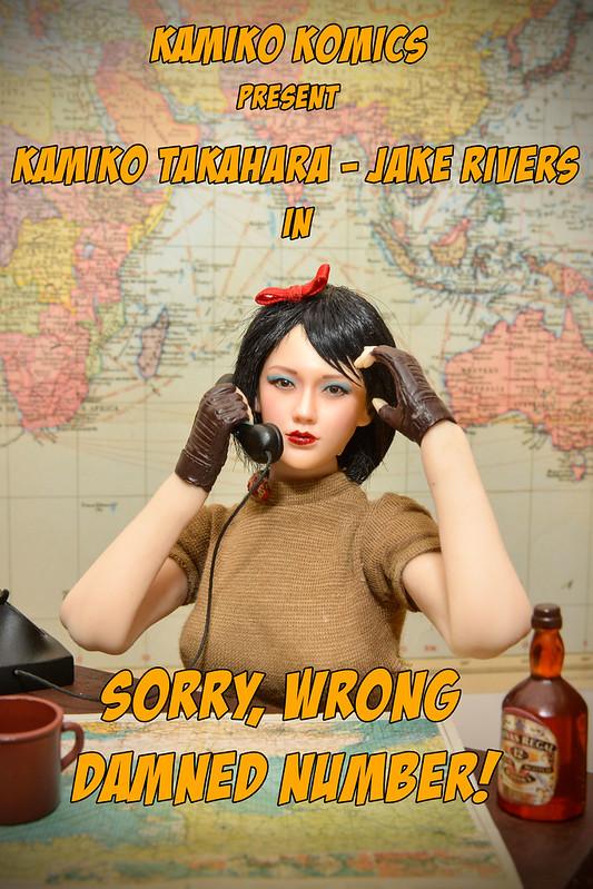 Kamiko Komics & Blond Action Man: Sorry, Wrong Damned Number! (SIMON Treaty) 50554324422_7436803919_c