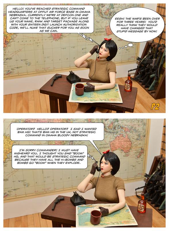 Kamiko Komics & Blond Action Man: Sorry, Wrong Damned Number! (SIMON Treaty) 50554337232_9004c3d468_c
