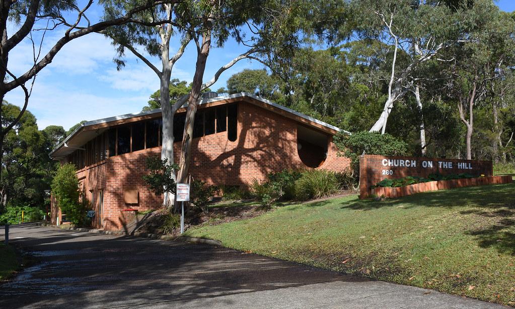 Baptist Church, Ingleside, Sydney, NSW.