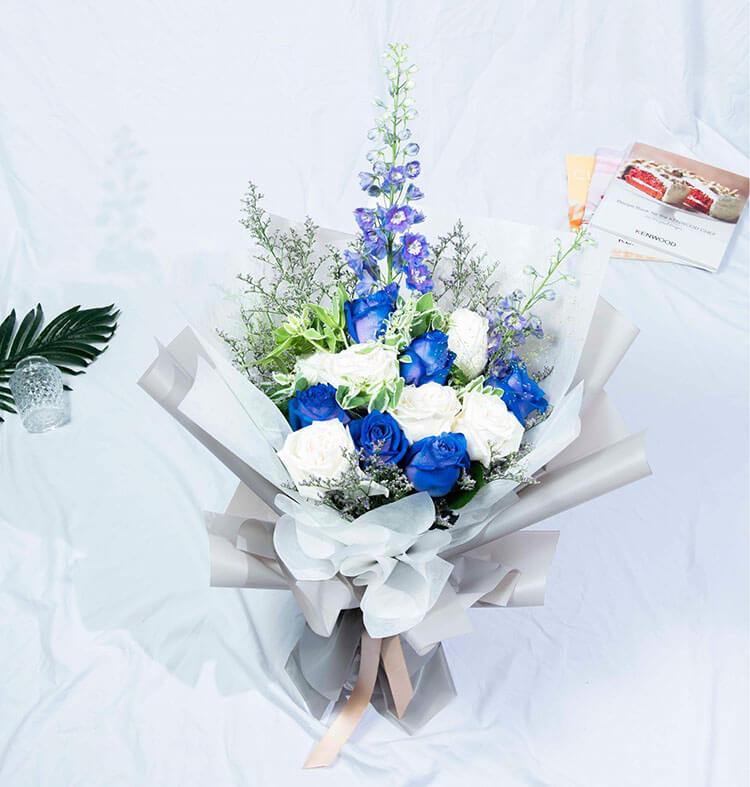 Karangan Bunga XL Premium
