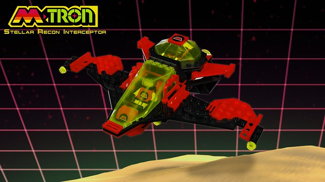 Stellar Recon Interceptor