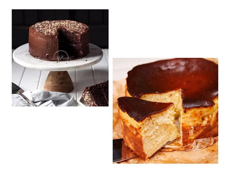 Pilihan Kue Ekstensif dari Whyzee