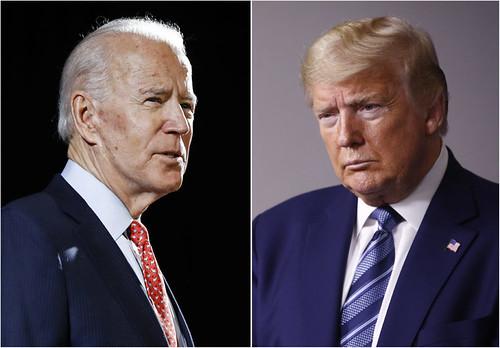 Election 2020 Trump-Biden