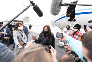 Airport Arrival - Cleveland, OH - October 24, 2020