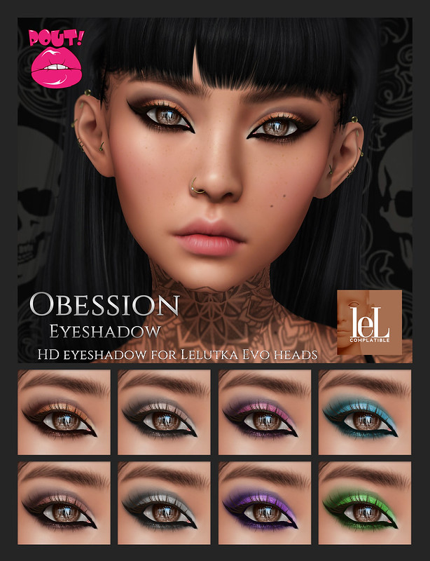 [POUT!] Obsession Eyeshadow