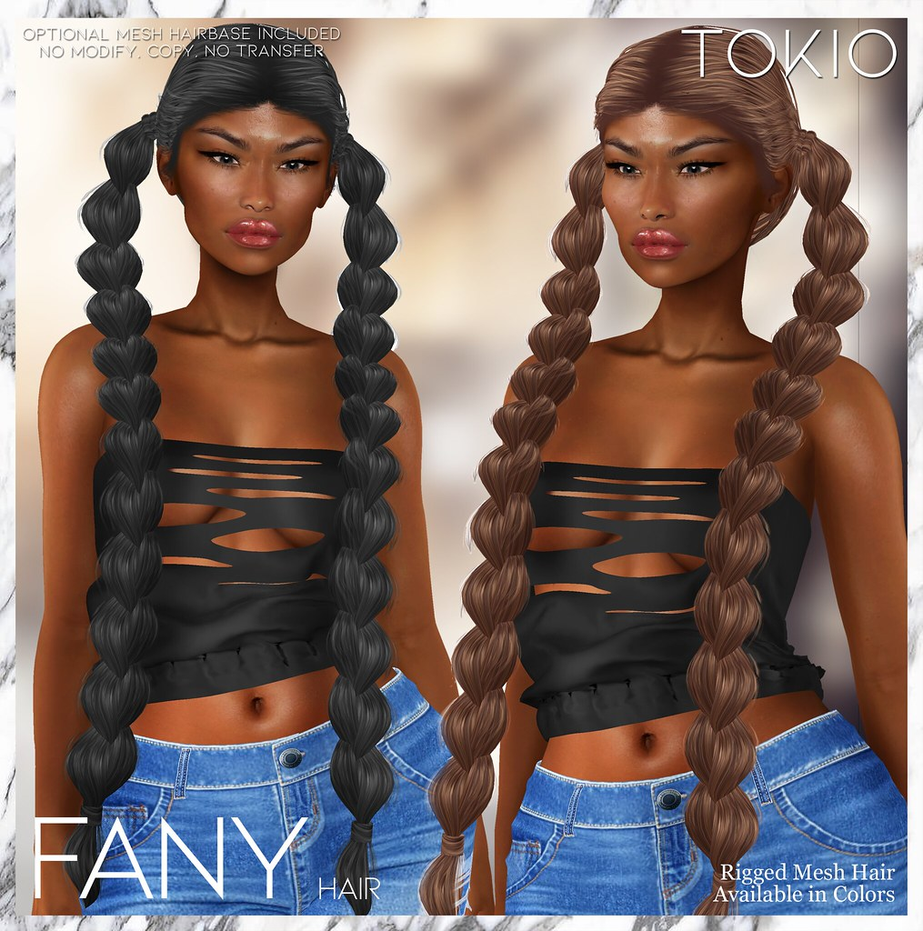 TOKIO Hair – FANY – MIIX EVENT!!