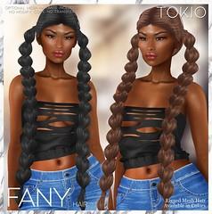 TOKIO Hair - FANY - MIIX EVENT!!