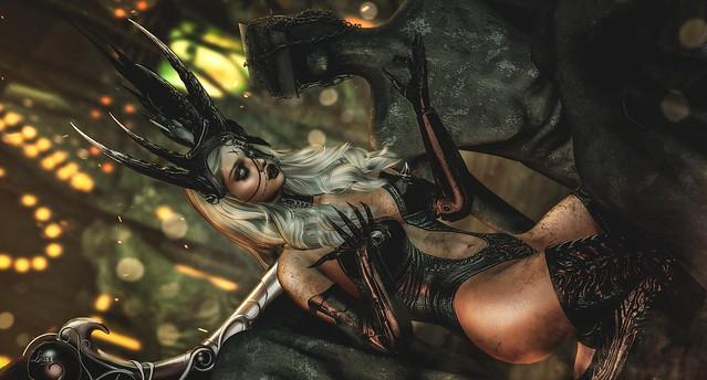 Harbinger of hell