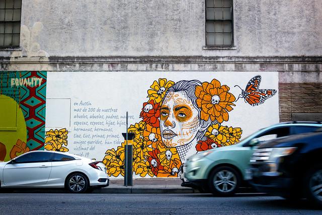 Austin celebrates Día de Los Muertos | 11.01.2020