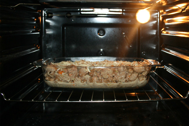 38 - Bake in oven / Im Ofen backen