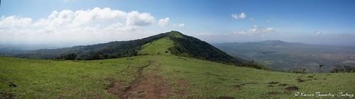 kajiado ken kenya matathia ngonghills panorama kenyale