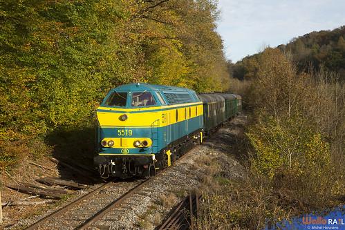 5519 . Tuc Rail . Dorinne . 31.10.20.