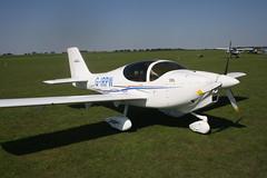 G-IRPW Europa XS [PFA 247-14495] Sywell 020918