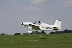 G-ILSE Corby CJ-1 [PFA 134-10818] Sywell 010918