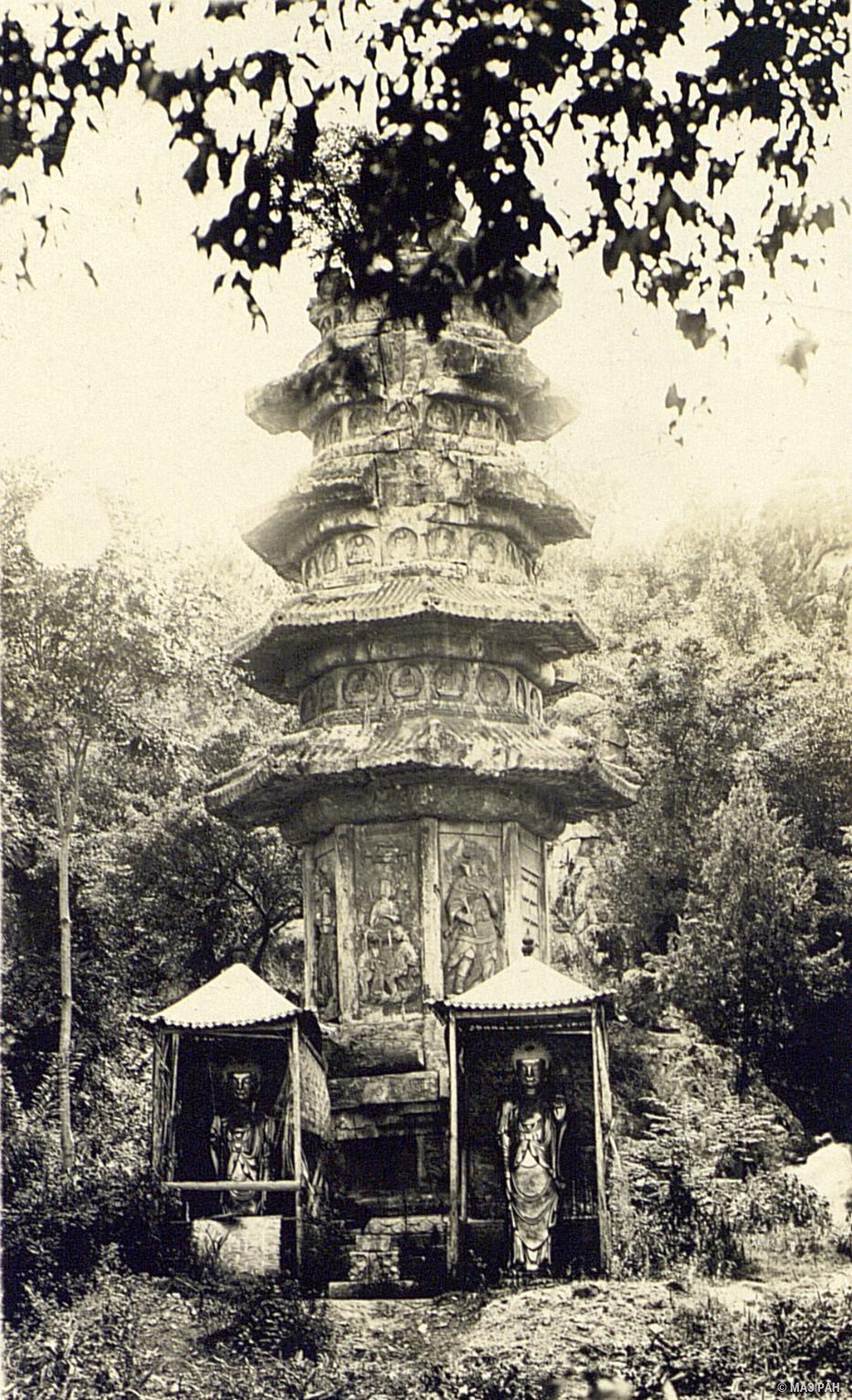 Пагода в Гулине