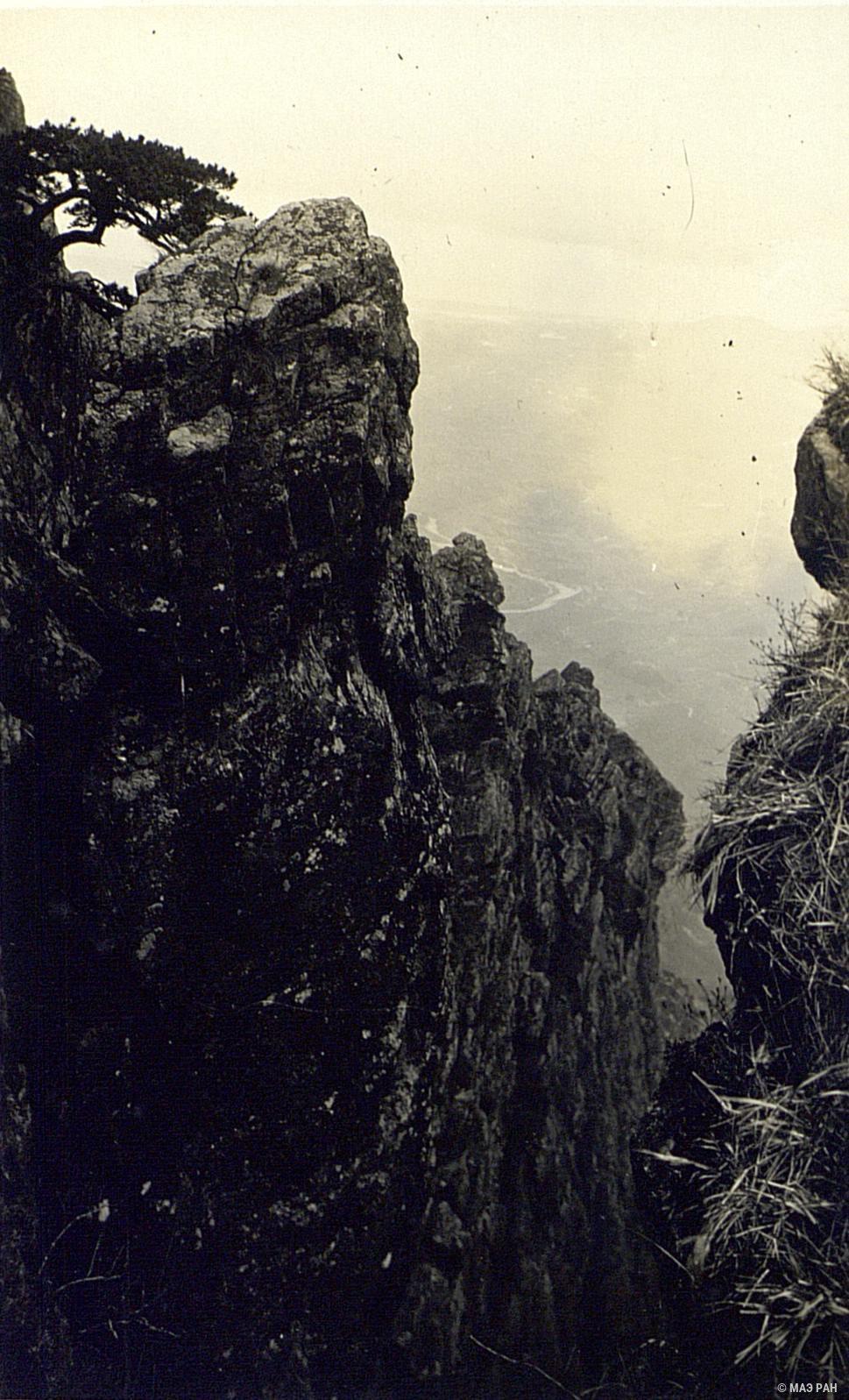 Виды Гулина река Янцзы