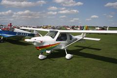 G-EWBC Jabiru SK [PFA 274-13457] Sywell 310818
