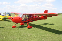 G-EFSD Aeropro Eurofox [LAA 376-15359] Sywell 310818