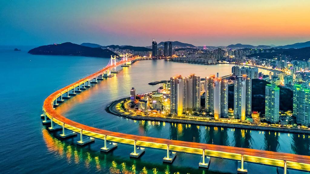 gwangan-bridge-evening-lights
