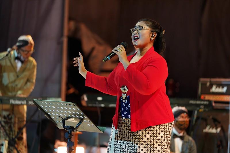 Prambanan Jazz 2020 Sinten Remen 8