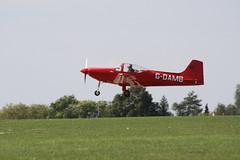 G-DAMB Sequoia F.8L [PFA 100-12153] Sywell 010918