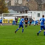 Fin Allen (10) puts Elgin ahead